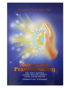 Advanced Pranic Healing - Colour Prana