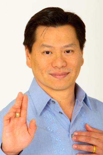 Master Stephen Co disciple of Master Choa Kok Sui