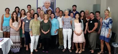 Master Pranic Healing Teacher
