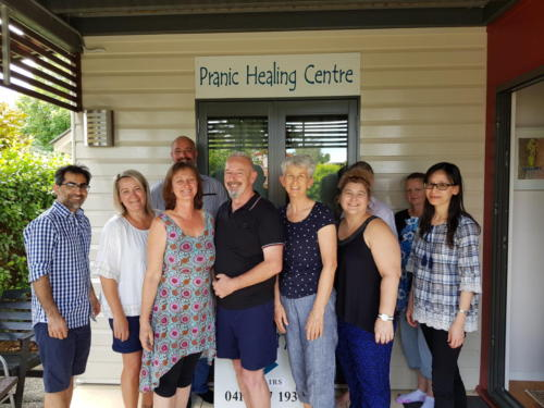 Personal Development Pranic Healing in Brisbane